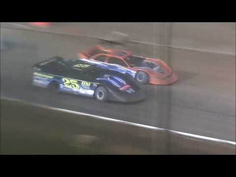 Tyler County Speedway ULMS Late Model Feature 6-29-2018