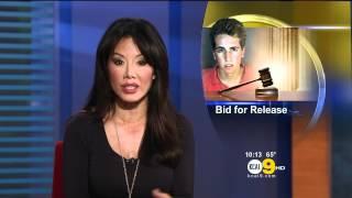 Sharon Tay 2012/05/29 CBS2/KCAL9 HD; Black top
