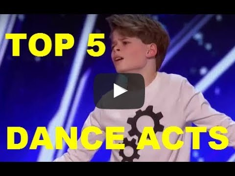 Thumbnail: TOP 5 BEST DANCE ACTS ON GOT TALENT