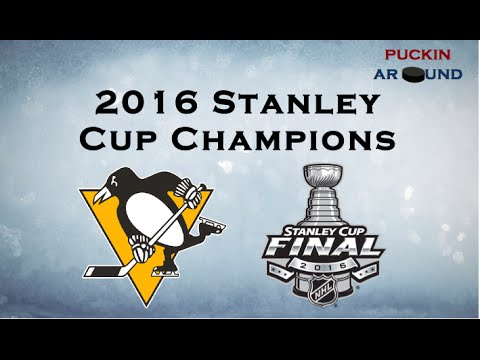 2016 Pittsburgh Penguins Stanley Cup Champions Tribute