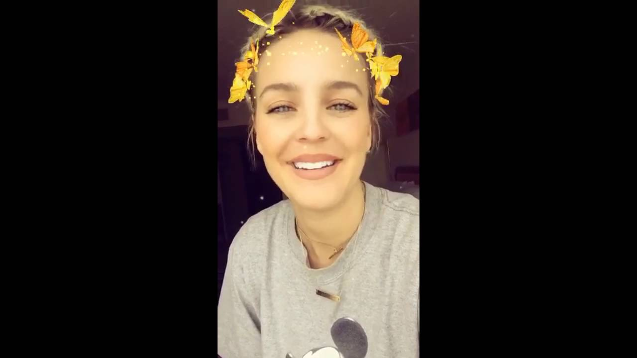 Snapchat Anne Marie nude photos 2019
