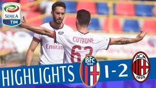 Download Video Bologna - Milan 1-2 - Highlights - Giornata 35 - Serie A TIM 2017/18 MP3 3GP MP4