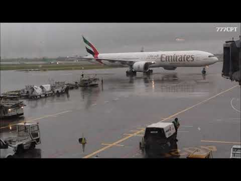 Emirates  |  EK162  |  Business Class  |  777-300ER  |  Dublin - Dubai  |  Full Flight  HD
