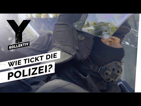 Unterwegs mit der Bereitschaftspolizei I Y-Kollektiv Dokumentation