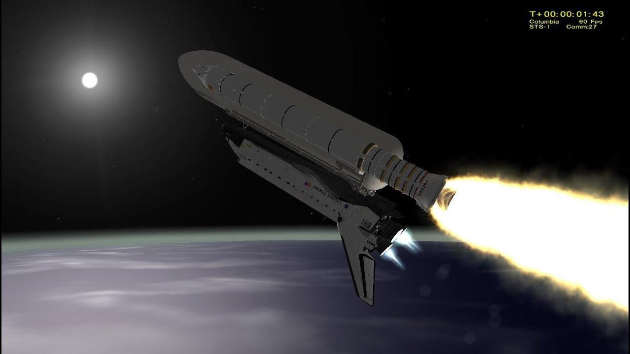 space shuttle launch simulator online - photo #8