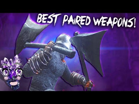 "Dark Souls 3 PvP: Top 3 Most Underrated - Kings Of Combos...Kinda ""Winged Knight Twinaxes"""