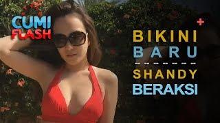 Suami Belikan Bikini, Shandy Aulia Langsung Beraksi di Kolam Renang - CumiFlash 09 Oktober 2017