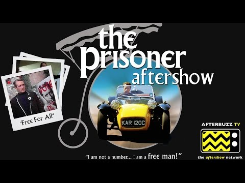 """The Prisoner (Patrick McGoohan) """"Free For All"""" Episode 4 Review & After Show 