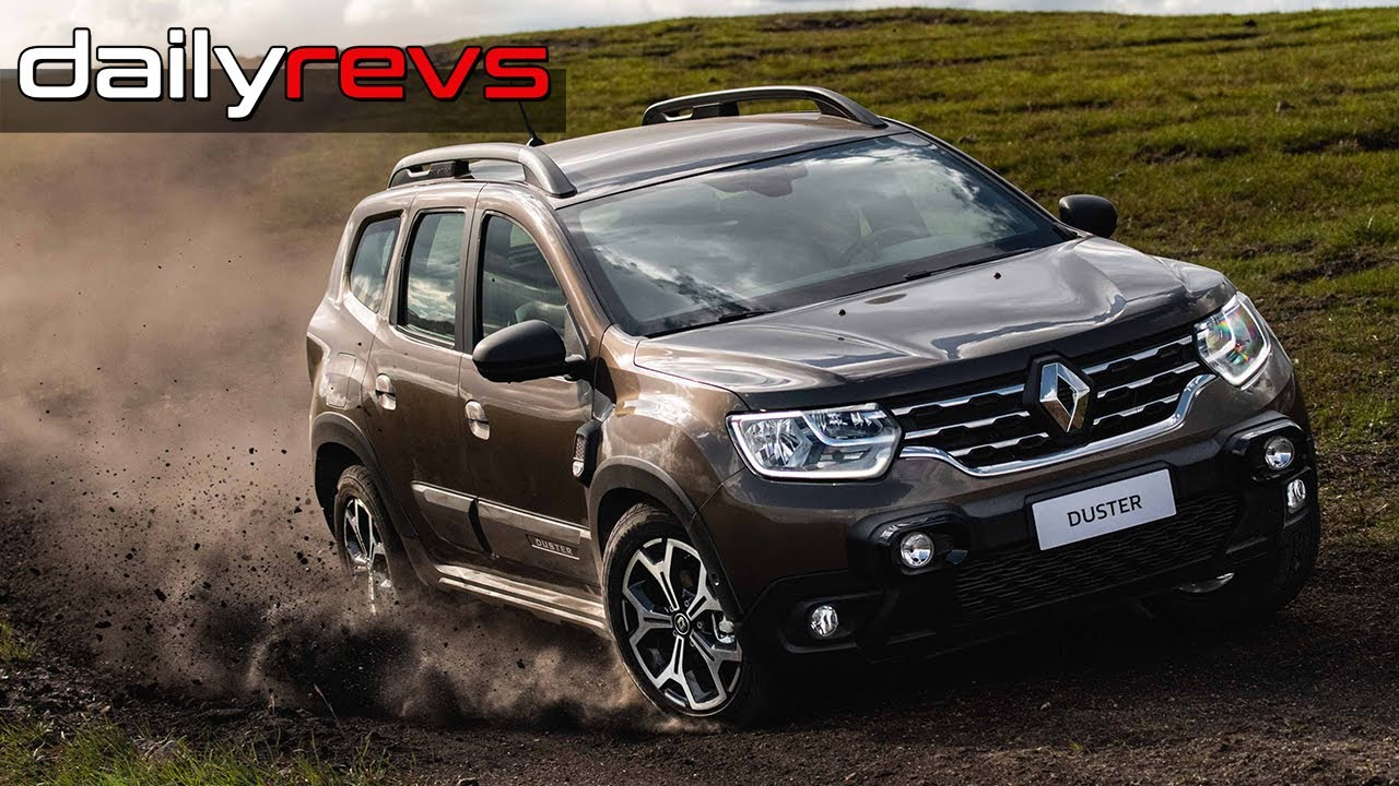 2021 Renault Duster (Brazil) | First Look | Off Road