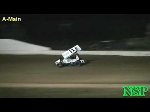 July 23, 2016 360 Sprints A-Main Grays Harbor Raceway
