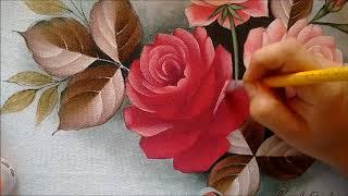 Rosas Vermelho Carmim – Roniel Coimbra