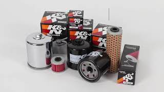 K&N: Oil Filters