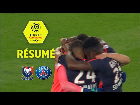 SM Caen - Paris Saint-Germain ( 0-0 ) - Résumé - (SMC - PARIS) / 2017-18
