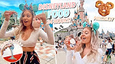 I Only Ate DISNEYLAND Food for 24 HOURS!!