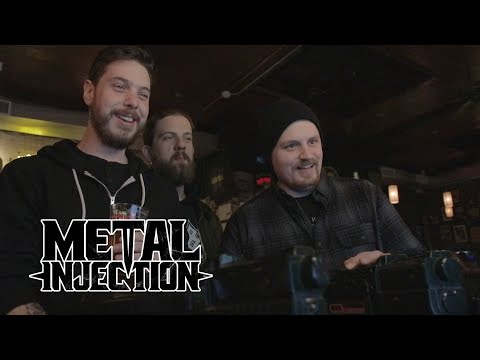 RIVERS OF NIHIL On Their Love Of Beer and Games | Metal Injection