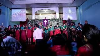 Gambar cover Gloria Choir - Tuntunlah Aku terus Tuhan, arr. Theodora Sinaga
