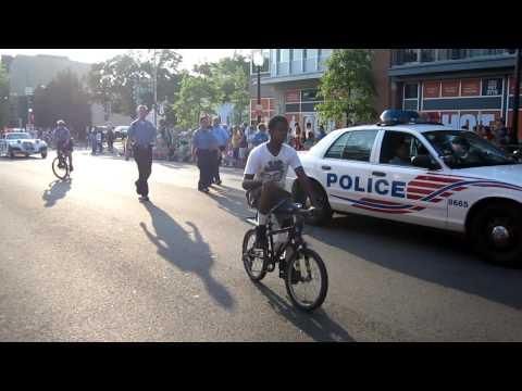 Metropolitan Police Department Officers Washington DC