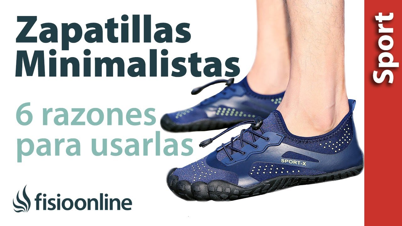Razones Zapatillas Y Usar Calzado 6 Minimalistas No Para Amortiguado XPTkuwlOZi