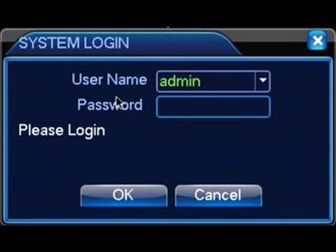Forgot Password DVR Dahua ( Hard Reset ) CCTV