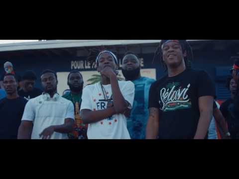 Kiddo Marv - Real Haitians (Official Music Video)