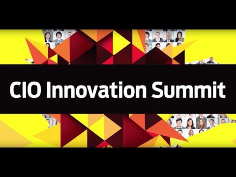 CIO Innovation Summit 2015