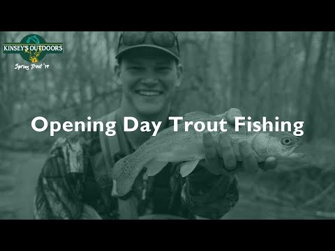 Opening Day Trout Fishing In PA | PA Spring Trout Series