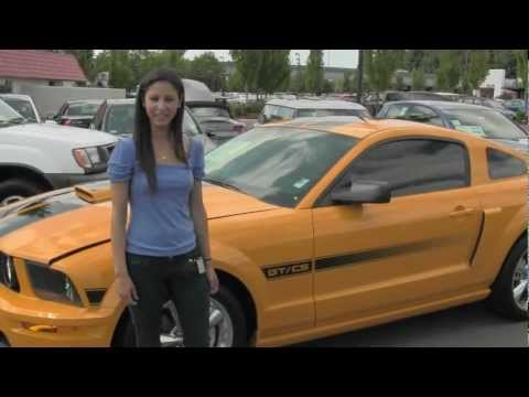 Virtual Video Tour of a 2008 Ford Mustang GT CS from Chaplins Auto Group