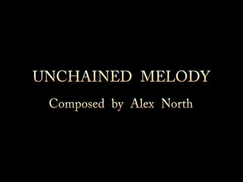 Unchained Melody for piano - Unchained (1955) Composed by Alex North ...