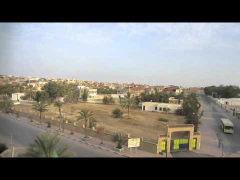 Tozeur, Tunis - Part 1: The Town