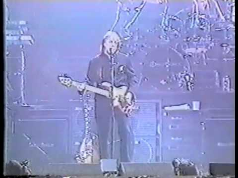 Paul McCartney Live At The Civic Arena, Pittsburgh, USA (Sunday 4th February 1990)
