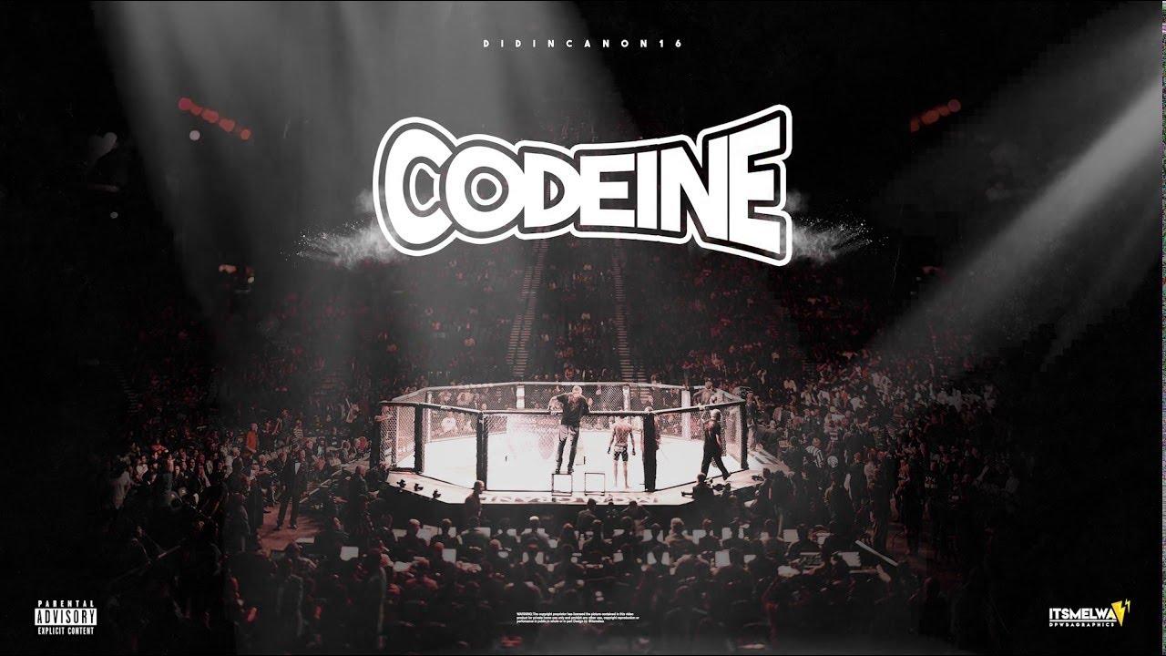 Didine Canon 16 - Codeine #4 (Officiel Audio) Beat by BlackBeard