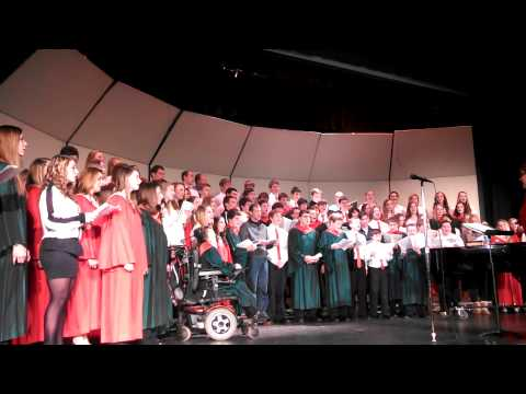Random Lake High School - Hallelujah Chorus