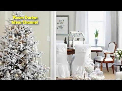 christmas tree decorating themes cheap christmas tree decorating ideas white christmas tree - White Christmas Decorating Theme