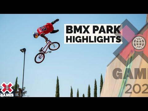 WENDY'S BMX PARK: HIGHLIGHTS | X Games 2021