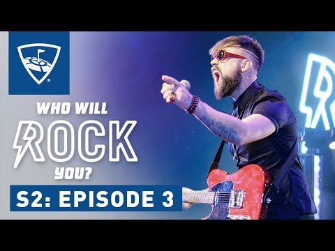Who Will Rock You? | Season 2: Episode 3 - Full Episode | Topgolf