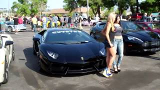 Lamborghini Aventador and Models