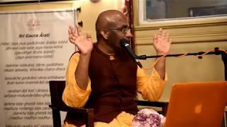 Bhagavad Gita & Modern Psychology - 3 : HG Chaitanya Charan Das