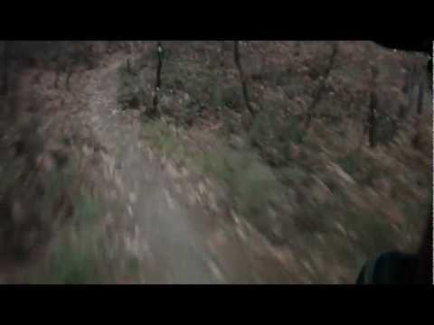 MTB AT NIMFEA FOREST (GREECE - KOMOTINI)