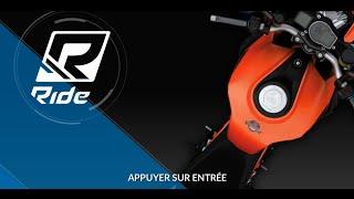 RIDE - Jeu Moto PC - KTM 1190 RC8R 2014 - Road America (i5 4690k - Asus GTX960)