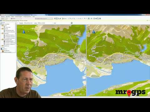 Garmin recreational map Europe - kaarten voor de outdoor GPS