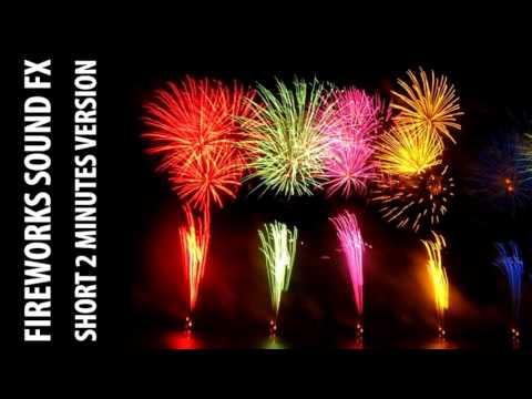 Fireworks Sound Effect [2 Minutes] | Fireworks Sound Free MP3