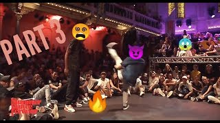 Les Twins - Most INSANE👿👿Moments IN Dance Battle MAD😱Crowd Reactions😵Part 3_🔥🔥|