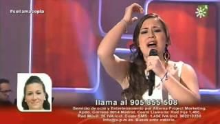 Toñi Ronquillo- Ojalá- gala 22 copla 8º edición