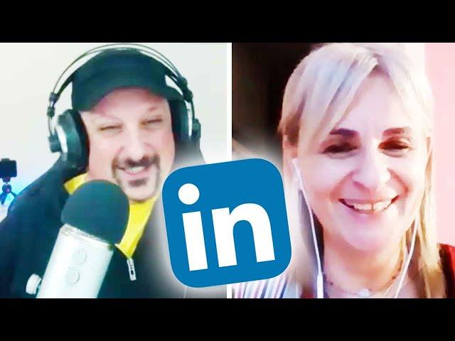 Linkedin: Come utilizzarlo in modo efficace - Social Selling Index - intervisto Maria Letizia Russo
