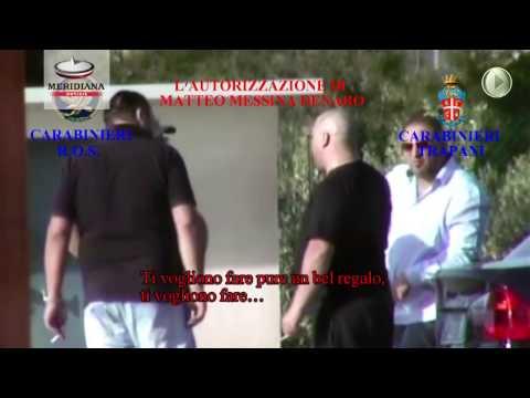 Il video delle intercettazioni dei boss legati a Matteo Messina Denaro