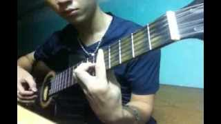 Với Anh Em Vẫn Là Cô bé - Guitar solo