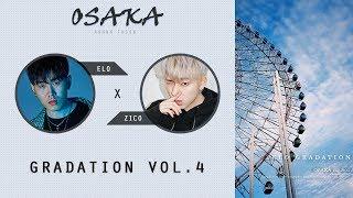 [KARAOKE/THAISUB] ELO (엘로) - OSAKA (Feat. ZICO)