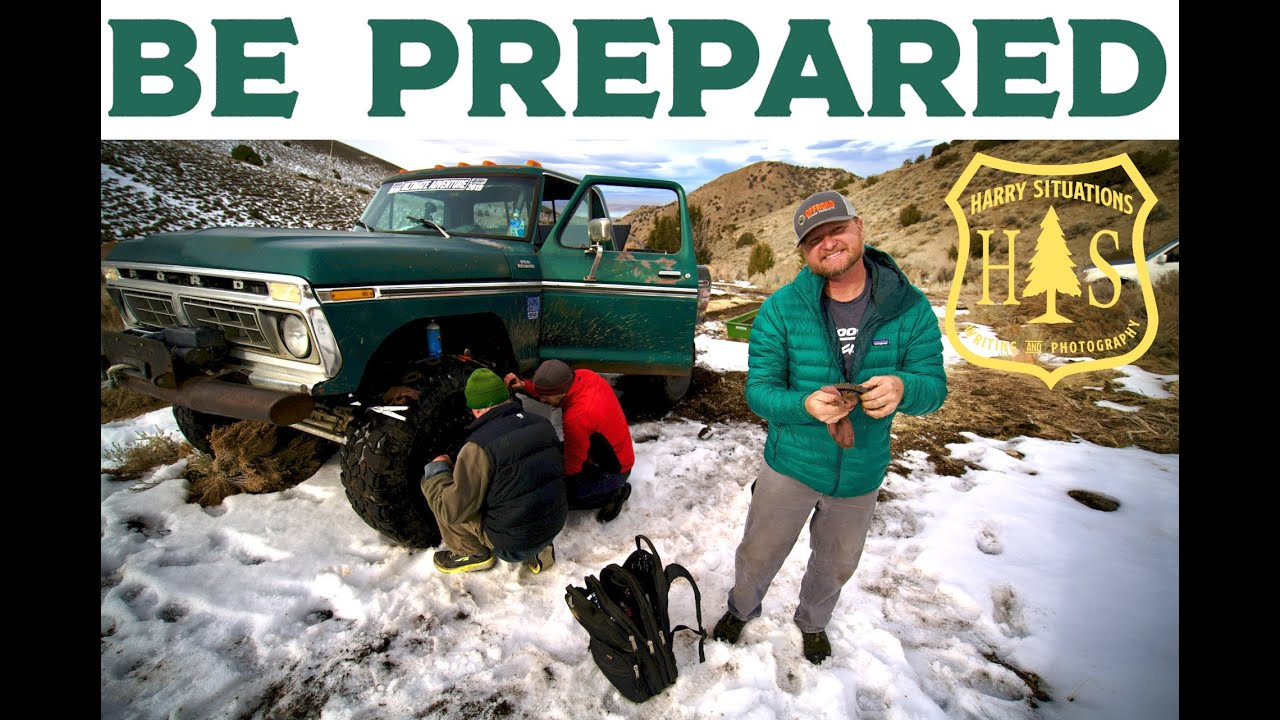 What Tools To Carry On The Trail (And How To Carry Them)