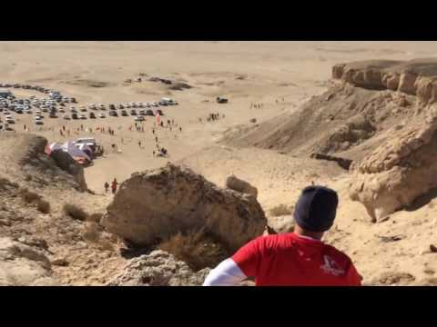 Brutal Soul Crushing North Face 17K Trail Race- Kuwait V.5