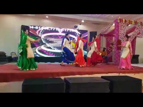 Gidha Girls Team Dj Riar 8054156772.8837540594